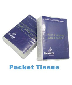 Pocket Tissue - Tredan Connections