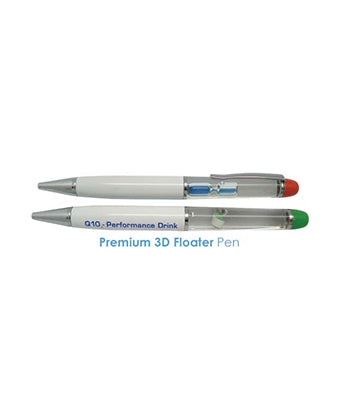 Premium 3D Floater Pen - Tredan Connections