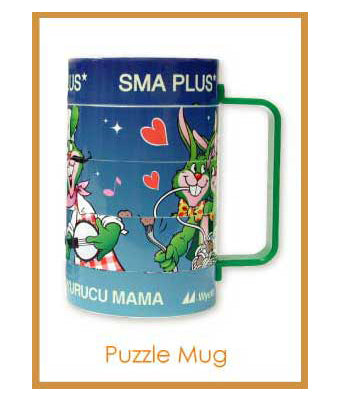 Puzzle Mug - Tredan Connections
