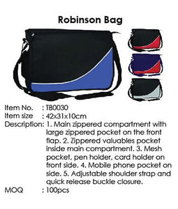 Robinson Bag - Tredan Connections