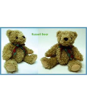 Russell Bear - Tredan Connections