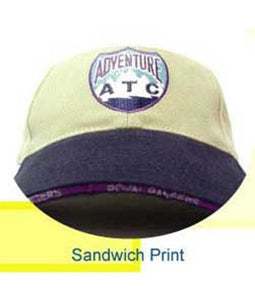 Sandwich Print Cap - Tredan Connections