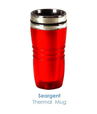 Seargent Thermal Mug - Tredan Connections