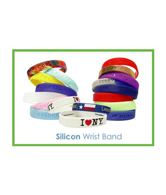 Silicon Wrist Band - Tredan Connections
