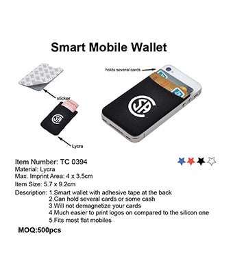 Smart Mobile Wallet - Tredan Connections