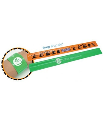 Snap Bracelet - Tredan Connections