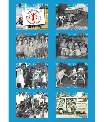 MatchUp Cards Singapore Children Society - Tredan Connections