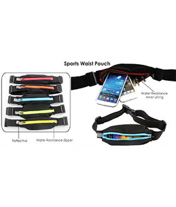 Sports Waist Pouch - Tredan Connections