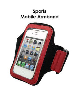 Sports Mobile Armband - Tredan Connections