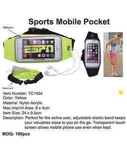 Sports Mobile Pocket - Tredan Connections