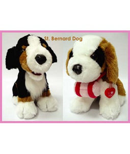 St Bernard Dog - Tredan Connections