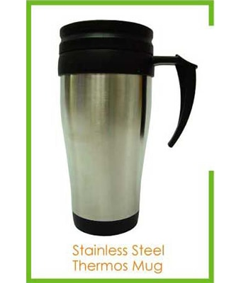 Stainless Steel Thermos Mug - Tredan Connections