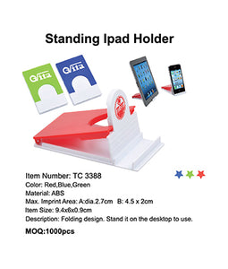 Standing iPad Holder - Tredan Connections
