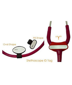 Stethoscope ID Tag - Tredan Connections