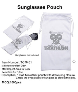 Sunglasses Pouch - Tredan Connections