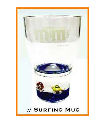Surfing Mug - Tredan Connections