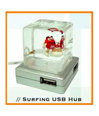 Surfing Soap Dispenser - Tredan Connections