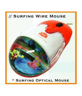 Surfing Wire Mouse - Tredan Connections