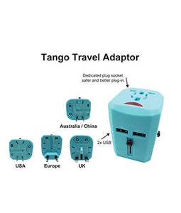Tango Travel Adaptor - Tredan Connections