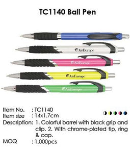 A Shape Ball Pen - Tredan Connections