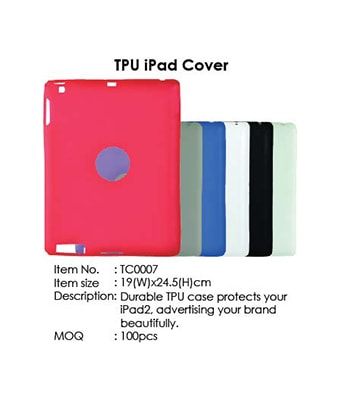 TPU iPad Cover - Tredan Connections