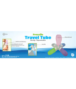 PressOn Travel Tube - Tredan Connections