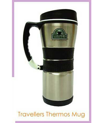 Travellers Thermos Mug - Tredan Connections