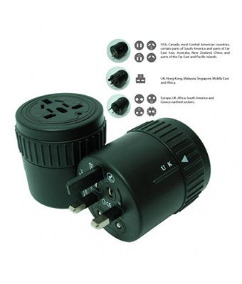 Turn-it Universal Adaptor - Tredan Connections