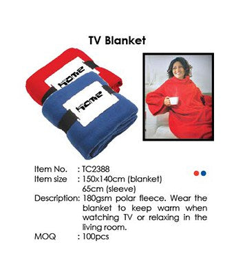 TV Blanket - Tredan Connections
