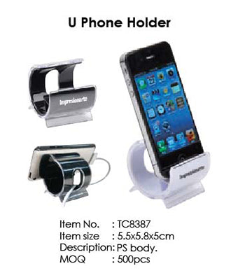 U Phone Holder - Tredan Connections