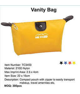 Vanity Bag - Tredan Connections