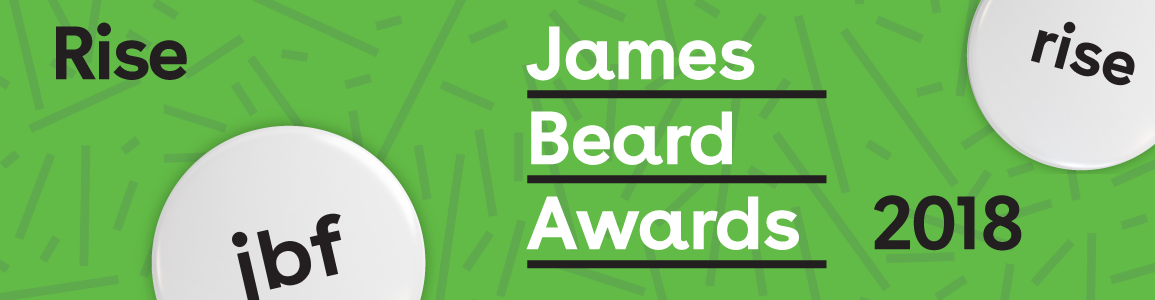 2018 James Beard Awards: Rise