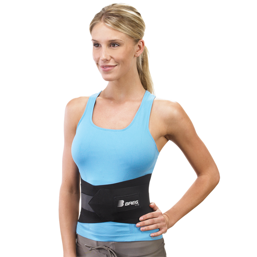 Breg Basic Lumbar Support