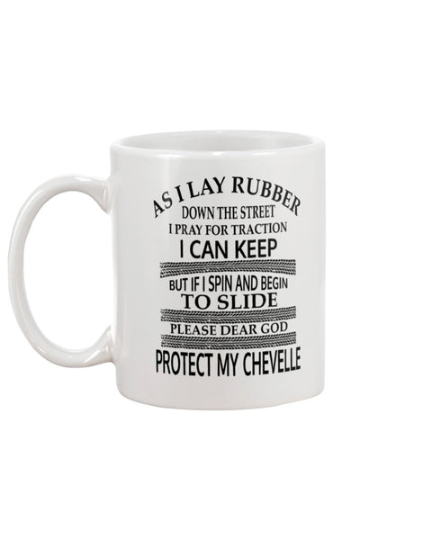 Chevelle SS Funny Quote Coffee Mug.