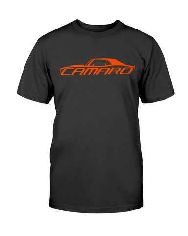 Classic Muscle Car 1968 - 1969 Camaro Graphic T-Shirt.