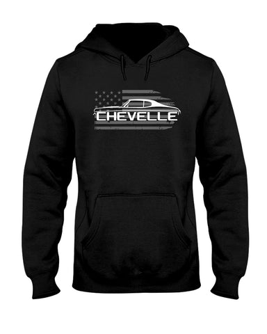 Chevelle SS Pullover Hoodie  Men's Sweater