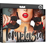 Temptasia Black Cuffs