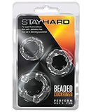 STAY HARD COCKRING  3PK