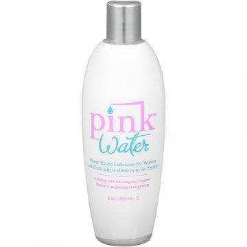 Pink Water - water based lube for women