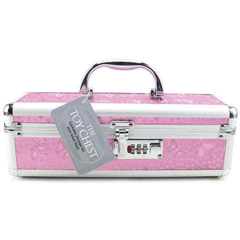 Vibrator Case Lockable
