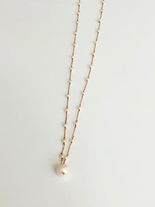 Pearl Necklace - Sufi Design