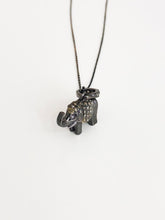 Load image into Gallery viewer, Diamond Elephant Pendant - Sufi Design