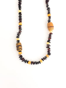 Amber Necklace - Sufi Design