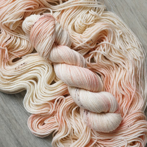 Peaches & Cream // Avalon Worsted