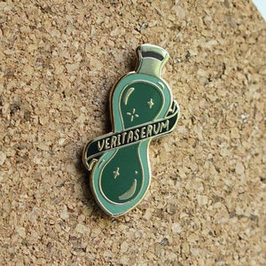 Veritaserum Potion Pin