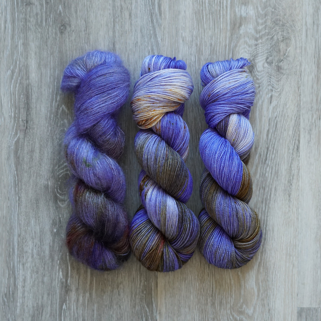 Bluebell Wood // Voyager Twist