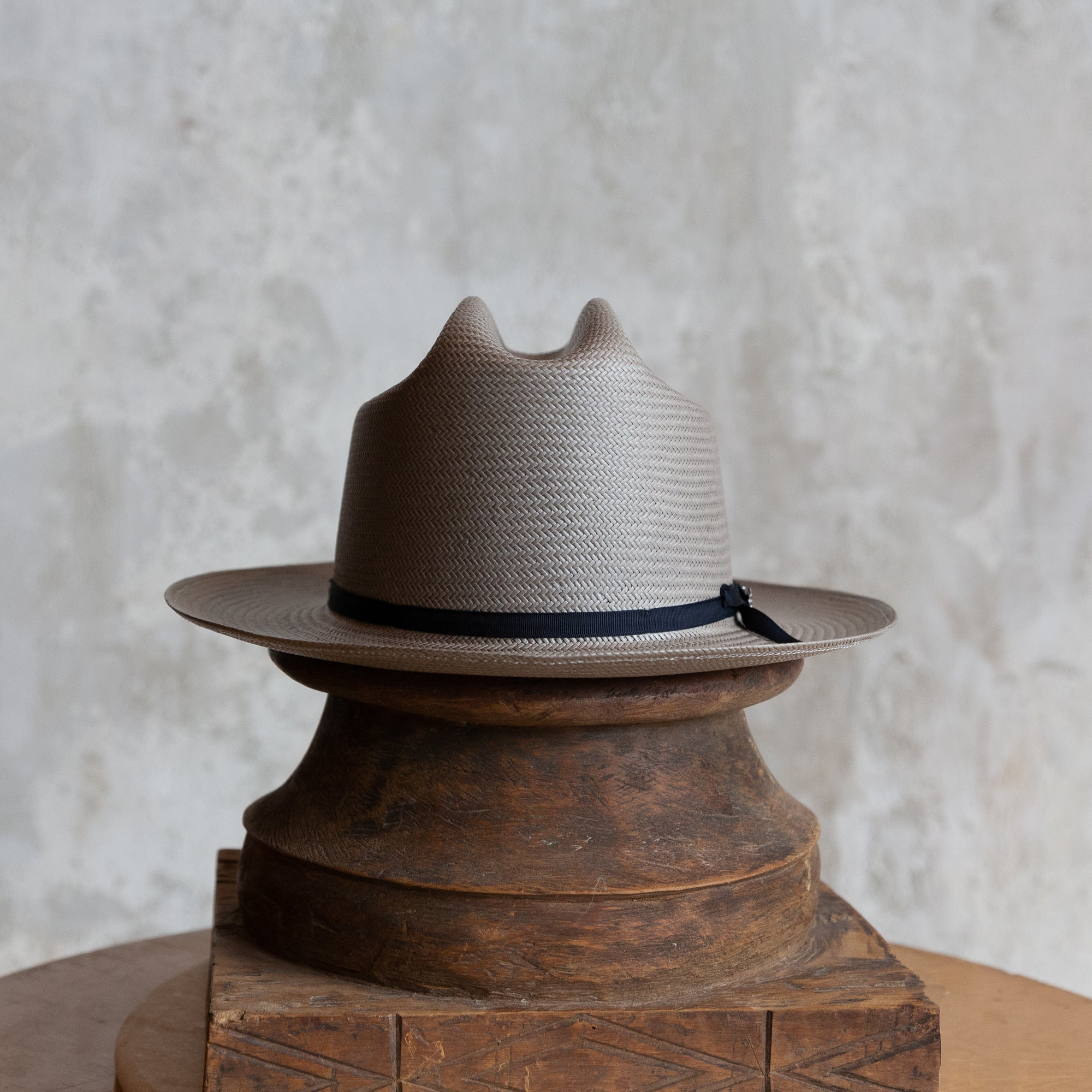 The Open Road Straw Hat - Taupe