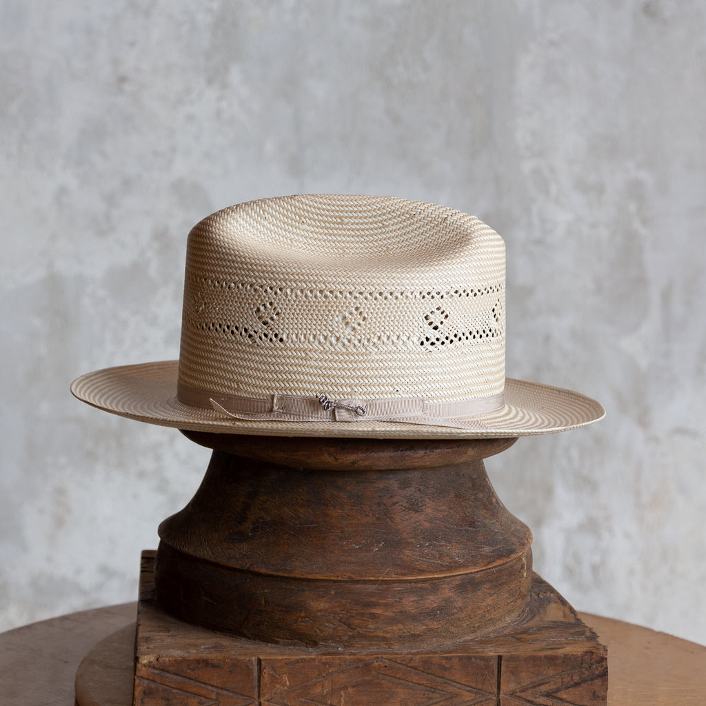 Open Road 2 Vented Straw Hat