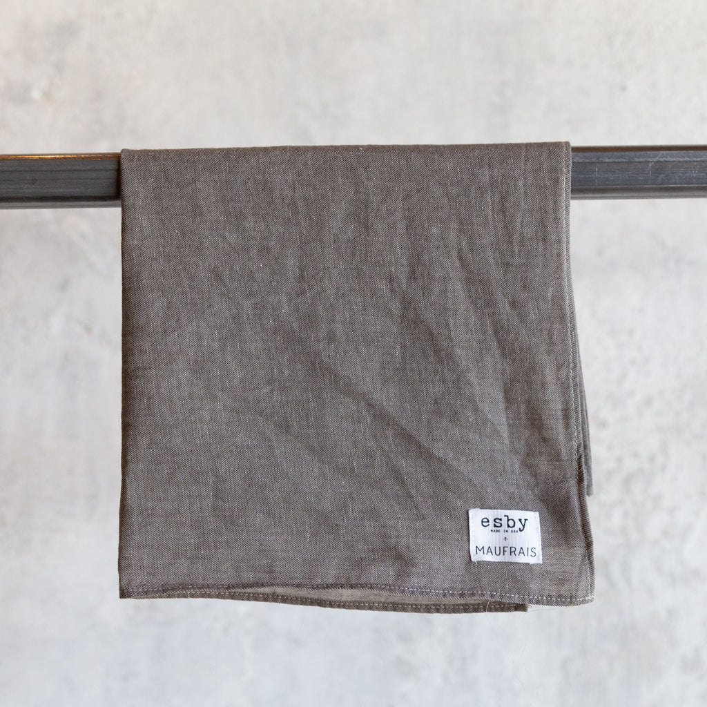 Esby x Maufrais Bandana - Light Brown