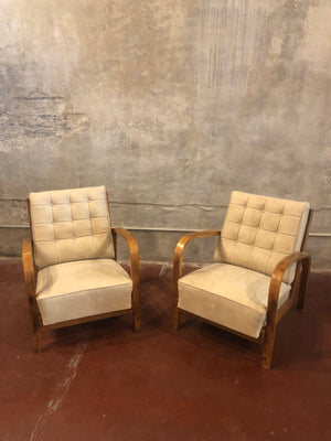 Pair of Kropacek Chairs